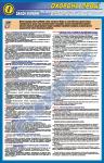 """Стенд (плакат) """"Закон Украины о социальном страховании от несчастных случаев на производстве"""" (извлечения)"""
