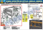 "Плакат ""Паливна система DEUTZ COMMON RAIL ( Deutz TCD 2013 L 06 4V) (код 0111-03 LAZ)"
