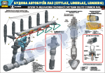 """Плакат """"Вузли та механізми паливної системи Deutz Common Rail (код 0111-04 LAZ)"""