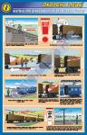 Безпека при знаходженні на залізничних коліях
