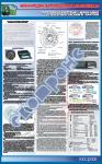 """Плакат """"Тахографи на внутрішніх і міжнародних перевезеннях пасажирів і вантажів"""" 20608"""