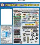 30105 куток цивільного захисту (ЦЗ) - 800х750 з кишенькою