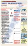 """Плакат """"Заміна двигуна-лист1"""" (код 45100-605)"""