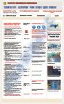 """Плакат """"Обслуговування і ремонт елементів підвіски"""" (код 45100-608)"""