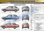 "Плакат ""Общий вид и технические характеристики автомобиля""(код 45101В01)"