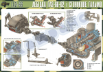 "Плакат ""Лебідка ГАЗ-66-02 і стоянкове гальмо"""