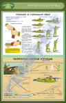 """Плакат """"Вогнева підготовка"""" (стрільба зі стрілецької зброї) (код 4520102)"""