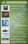 """Плакат """"Міжнародне гуманітарне право"""" (код 4520111)"""