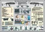 """Плакат """"Підствольний гранатомет ГП-25"""" код 4530111"""