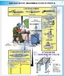 """Плакат """"Оборудование сварочного поста""""  4620106"""