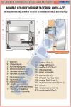 Апарат конвективний газовий АКОГ-4М