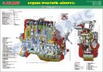 "Плакат ""Дизель Д-245"""
