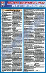 Закон України про транспорт  БР.1.009