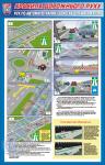 """Плакат """"Движение по автомагистралям и дорогам для автомобилей""""   BR.1.046"""