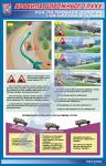 Плакат Движение по горным дорогам и на крутых спусках (подъемах)   BR.1.051