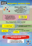 """Плакат """"Молекулярно-кинетическая теория"""""""