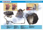 Плакат «Система питания двигателя»