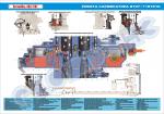 Плакат «Робота карбюратора 2107»