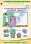 Безопасность труда в физиотерапевтическом кабинете – плакат 1