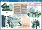 Двигатель. Обслуживание системы охлаждения  (код 45100-202)
