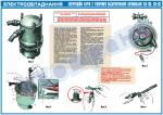 Электрооборудование.Обслуживание приборов системы питания-лист 1.(код 45100-209)