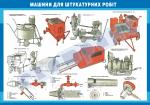Машины для штукатурных работ