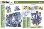 """Плакат """"Двигун"""" (код UAZ.03)"""