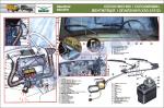 """Плакат """"Склоочисник і склоомивач. Вентиляція і опалення (УАЗ-31512) (код UAZ.26)"""