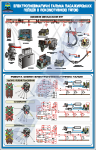Електропневматичні гальма пасажирських поїздів з локомотивною тягою (1400 х 900 мм) – ZLG.03.061
